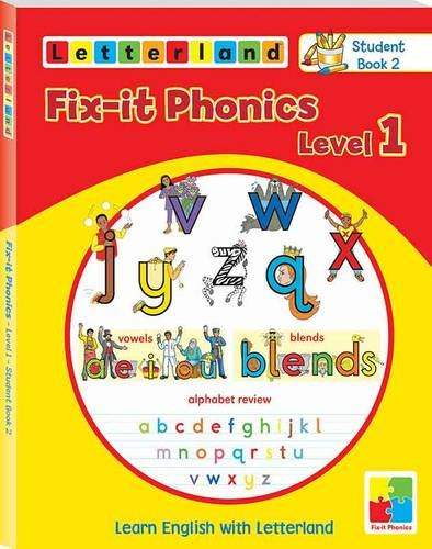 Fix-it Phonics: Studentbook 2 Level 1: Learn English with Letterland