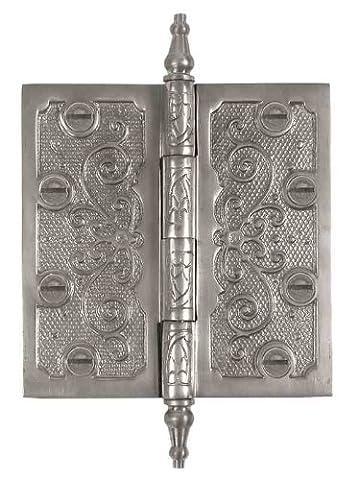 Brass Elegans LF001PWT Solid Brass Lafayette Design