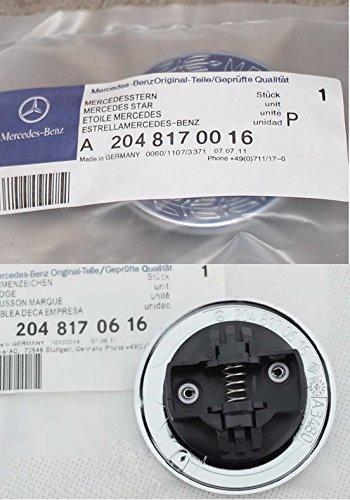 Mercedes-Benz Estrellas Repuesto Emblema Placa W124 W208 W210 W211 W204 W203 W220 W221 W202