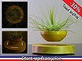 Zomtop Magnetic Levitation Air Bonsai Lenker Radaufhängung Blumentopf Topfpflanzen Levitate Tubs