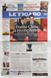FIGARO (LE) [No 20448] du 29/04/2010 - FRANCE - CHINE / LA RECONCILIATION SARKOZY - HU JINTAO -COUP D'ARRET AUX EOLIENNES EN FRANCE -COURSE CONTRE LA MONTRE POUR SAUVER LA GRECE -UNE MAREE NOIRE GEANTE MENACE LES COTES DE LA LOUISIANE -LA FONTE DES GLACES DU GRAND NORD ET LES ARCHEOLOGUES -LA DISPARITION DE PIERRE-JEAN REMY -CINEMA / LES CONFIDENCES DE JEAN ROCHEFORT -LES SOCIALISTES DIVISES SUR LES RETRAITES -FILLON LANCE LA REFORME DU MODE DE SCRUTIN