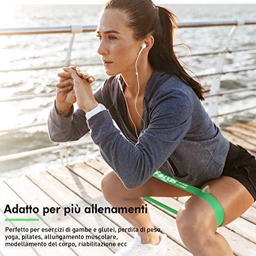 Zoom IMG-4 topelek elastici fitness banda elastica