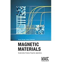 Magnetic Materials: Fundamentals, Properties and Applications