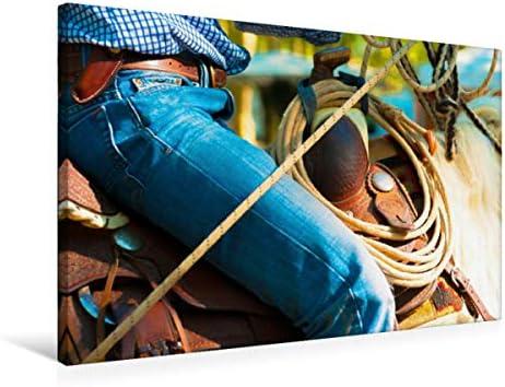 Un cowboy et son cheval 2019 Impressions de l'homme et des animaux | Aspect Attrayant