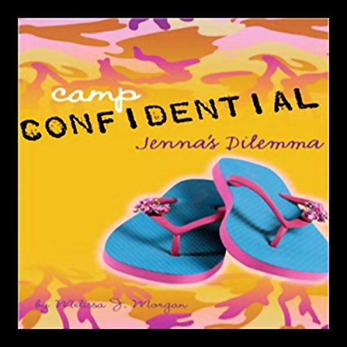 Jenna's Dilemma: Camp Confidential #2