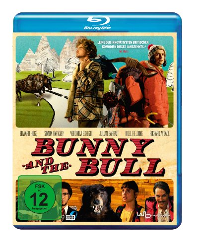 Bunny and the Bull [Blu-ray] (Vintage Bull)