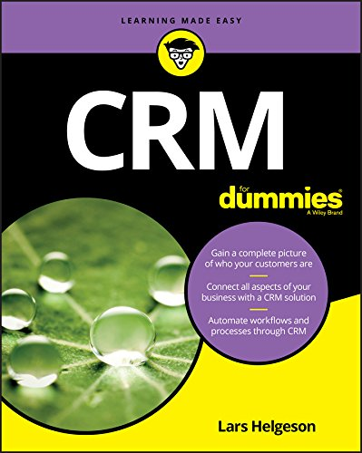 CRM For Dummies (English Edition)