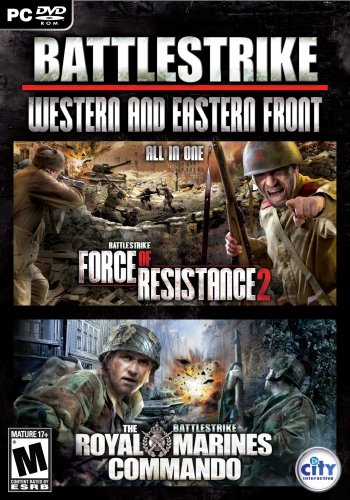 Royal Marines Commando / Battlestrike Force of Resistance 2 - Action Pack (PC)