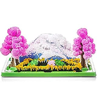Magischer Kristall-Garten