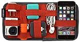 Cocoon GRID-IT! - Organizador pequeño (10.2' x 5.1') color rojo