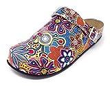 AWC Damen Berufsschuhe Tiefbett, Farbe: Deko Gelb, Größe: 41