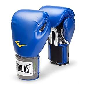 Everlast 2212 Everlast Pro Style formation gant de boxe - Bleu