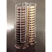 H.T. Enterprises - Cápsulas de sistema 32 cápsulas tassimo de th pod titular dispensador cápsulas café