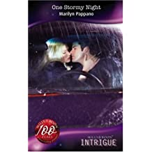 One Stormy Night (Mills & Boon Intrigue) by Marilyn Pappano (2008-10-01)
