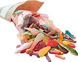 Auslese Großformat - große 600g Süßigkeiten-Tüte mit Fruchtgummis