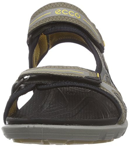 Ecco Ecco Cruise, Sandales de sport homme Beige (warm Grey/dark Shadow/bamboo59516)