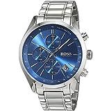 Hugo Boss Grand Prix chronographe 1513478Argent montre à quartz pour homme