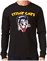Stray Cats EST 1979 Camiseta ZJCEyNxZ