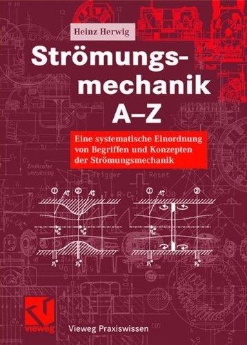Strömungsmechanik A-Z: Eine systematische Einordnung von Begriffen und Konzepten der Strömungsmechanik (Vieweg Praxiswissen)