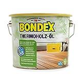 Bondex Thermoholz-Öl - hell - 2,5l - 388160