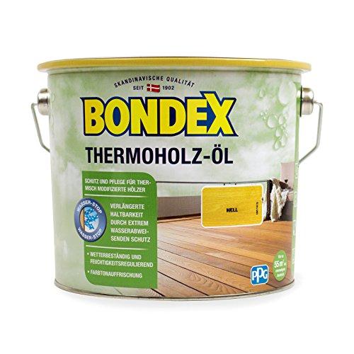 Bondex Für geölte Möbelstücke