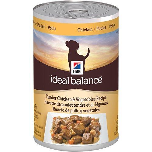 HILL\'S - HILL'S PET NUTRITION - IDEAL BALANCE ADULT POLLO TENERO E VERDURE 363 GR. - 1068
