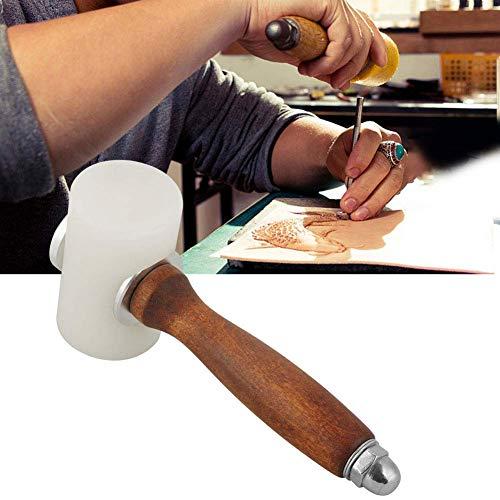Martillo cortar, martillo nailon forma T piel mango