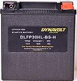 Dynavolt DLFP30HL-BS-H Motorradbatterie