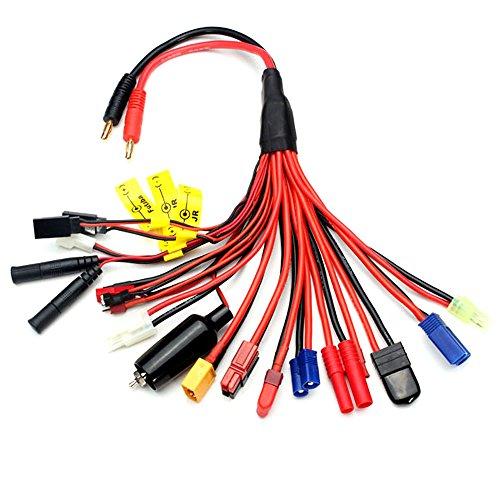 MakerStack 19in1 Adaptadores de Cable de Carga (15cm)