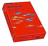 Drucker-/Kopierpapier farbig - Rainbow 120 g/qm DIN-A, Buntpapier