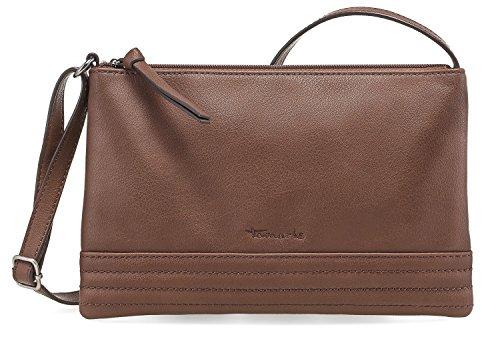 Tamaris - Crizia Small Crossbody Bag, Borsa a tracolla Donna Mocca