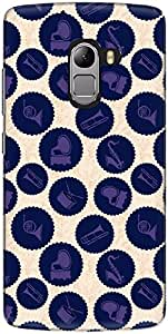 The Racoon Grip printed designer hard back mobile phone case cover for Lenovo K4 Note. (Orchestra)