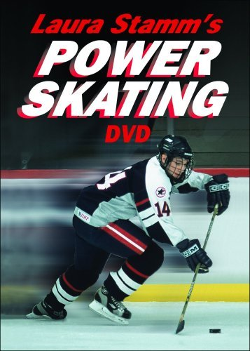 Laura Stamm's Power Skating DVD by Laura Stamm