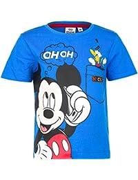 Mickey Mouse - Camiseta de manga corta - para niño