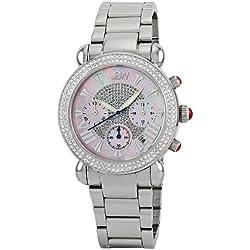 """Just Bling Damen JB-6210-160-C """"Argon"""" 1,5 Karat Diamant Chronograph"""