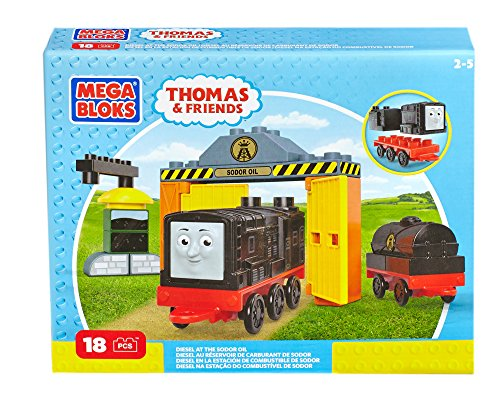 MEGABLOKS PERCY DELIVERS THE MAIL
