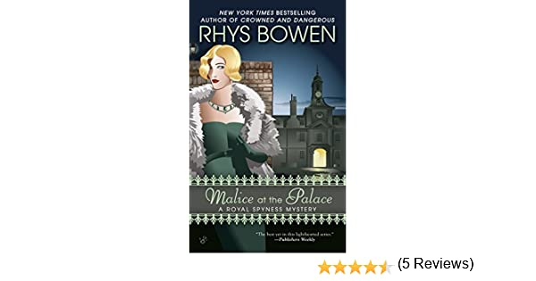 Malice at the palace the royal spyness series ebook rhys bowen malice at the palace the royal spyness series ebook rhys bowen amazon kindle shop fandeluxe Image collections