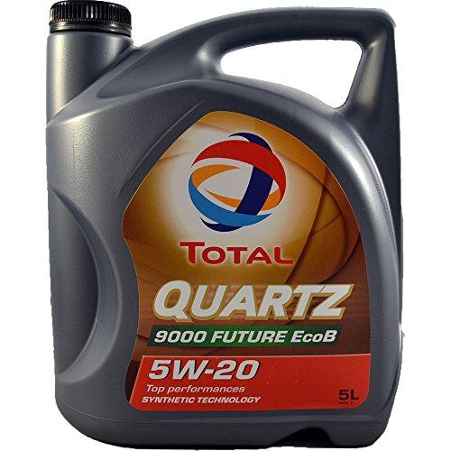 Total Quartz 9000 Future EcoB 5W-20-5 Liter Motoröl 5W20 Ford EcoBoost
