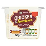 Morrisons Chicken and Sweetcorn, 250 g