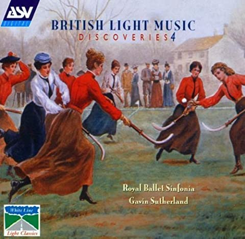 British Light Music Discoveries 4 by White Line