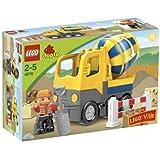LEGO DUPLO LEGOVille 4976 Cement Mixer
