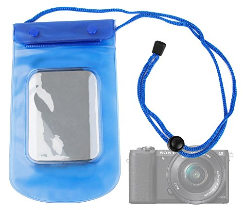 duragadget-funda-impermeable-azul-para-sony-ilce-5100-l-alpha-a5100-sumergible-eficacia-probada