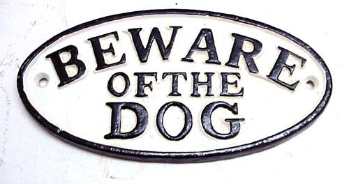 beware-of-the-dog-en-fonte-sign