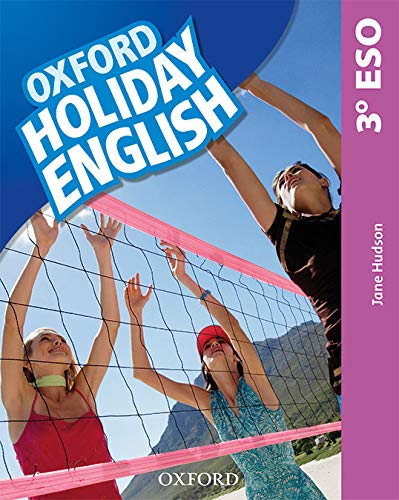 Holiday English 3.º ESO. Student's Pack 3rd Edition. Revised Edition (Holiday English Third Edition)