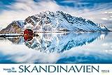 Produkt-Bild: Skandinavien 2019: Großer Wandkalender. Natur und Landschaften. Travel Edition mit Jahres-Wandplaner. PhotoArt Panorama Querformat: 58x39 cm.