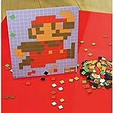 alltoshop® Super Mario Magnet Puzzle - Super Mario Bros. Puzzlespiel Pixel Craft