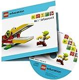 LEGO 2000097 WeDo Software 1.2 & Activity Pack