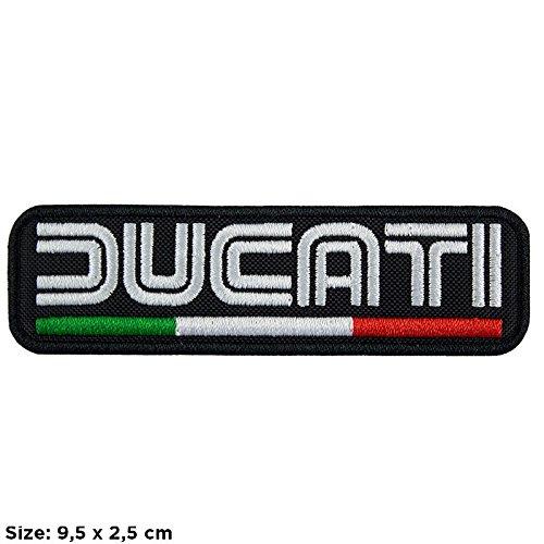 PATCH,TOPPA RICAMATA TERMOADESIVA ,,Ducati moto gp racing v1,