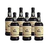 Portwein Real Companhia Velha Fundador - Dessertwein- 6 Flaschen