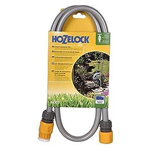 Hozelock – Juego de conectores para manguera – Conecta un sistema de manguera a un grifo.